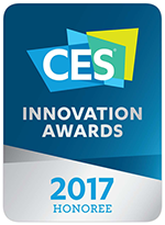 winner of CES innovation awards 2017